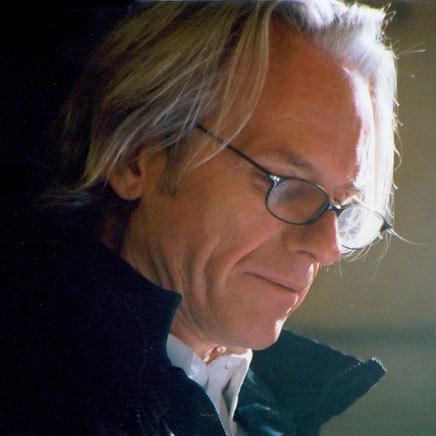 Angus Gibson portrait