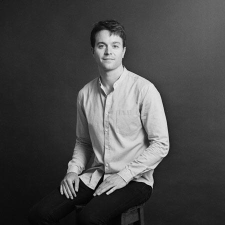 Craig Cameron-Mackintosh portait